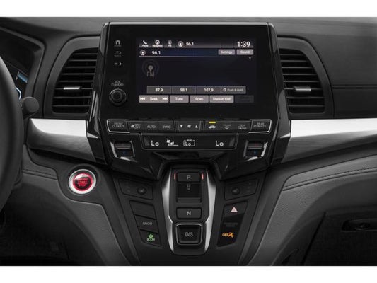 2019 Honda Odyssey Ex L W Navigation And Rear Entertainment System